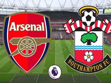 Soi kèo Arsenal vs Southampton, Ngoại Hạng Anh – 01h00 – 17/12