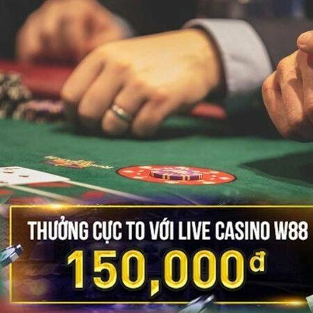 Đánh giá nhanh W88 casino – sòng bài trực tuyến hàng đầu Việt Nam