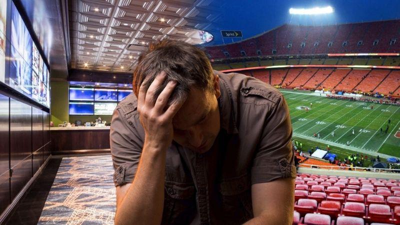 Vì sao bạn luôn phải đối mặt với thất bại khi cá độ bóng đá?