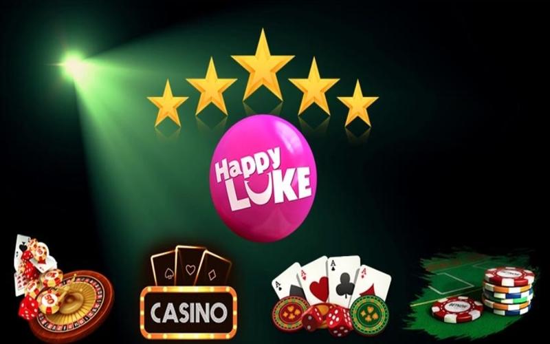 Sản phẩm cá cược tại HAPPYLUKE - Sàn Casino