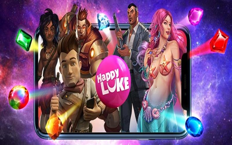 Đặc điểm nổi bật của nhà cái HAPPYLUKE - Siêu nhiều slot games hấp dẫn