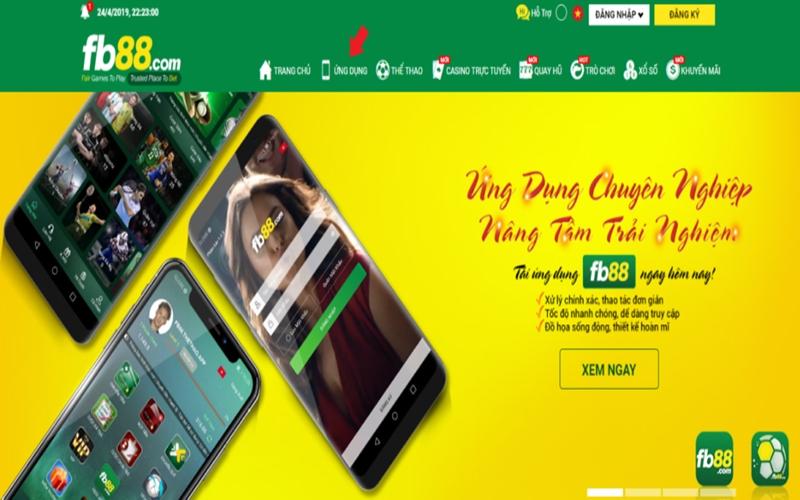 Cách tải FB88 cho điện thoại hệ điều hành Android