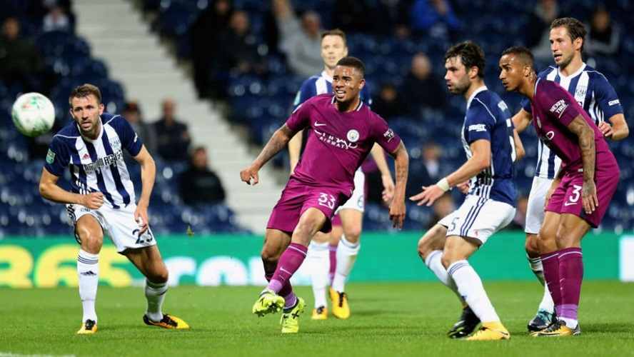 Soi kèo tài xỉu Man City vs West Brom