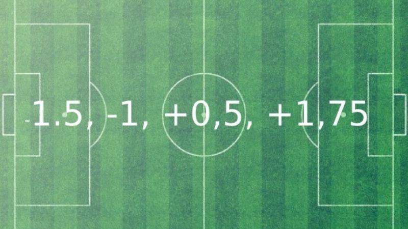 Thuật ngữ cá độ bóng đá kèo châu Á