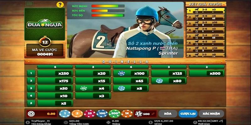 Mẹo chơi game đua ngựa VN88 dễ thắng
