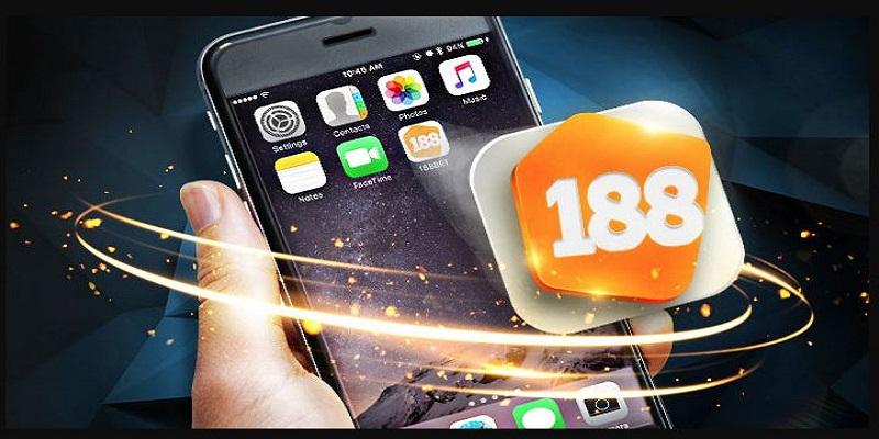 Những dịch vụ hỗ trợ chơi trực tuyến tại 188bet live