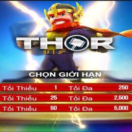Chơi Game Thor VN88 Online Đơn Giản Nhất Cho Tân Thủ