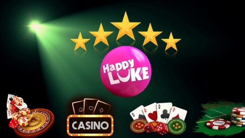 Top những trò chơi ăn tiền thật tại nhà cái Happyluke