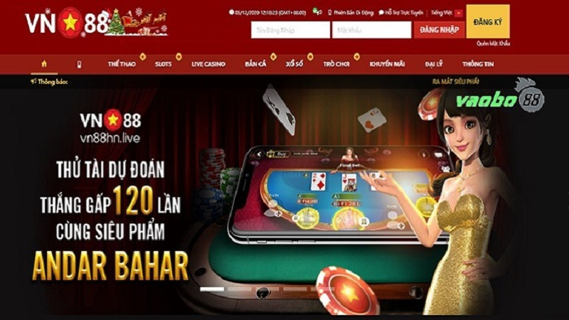 Những kiểu cược trong game Andar Bahar trên W88