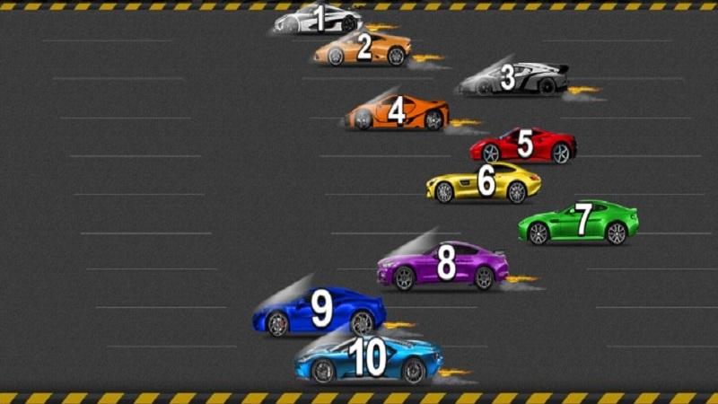 Các thể loại đặt cược trong game PK10