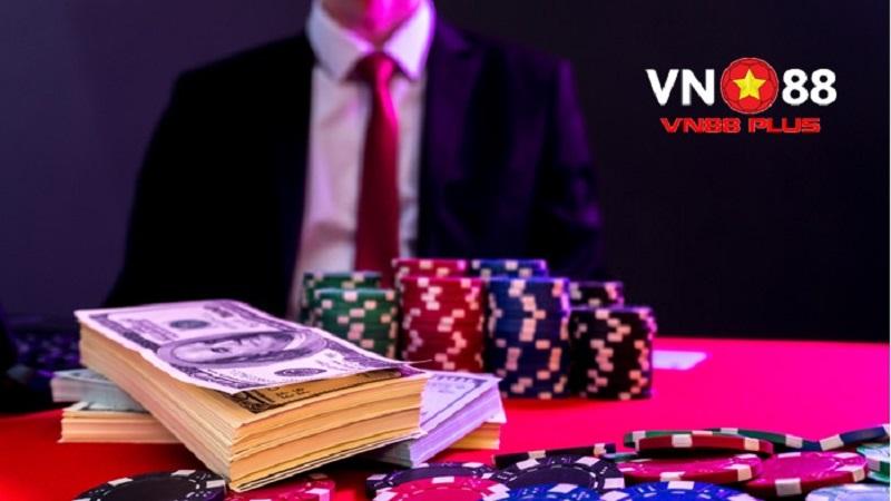 Đừng chơi Poker ở VN88 với một giới hạn quá cao