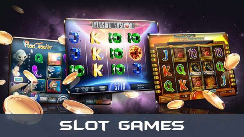 Slot game - Game quay máy xẻng đổi thưởng gay cấn