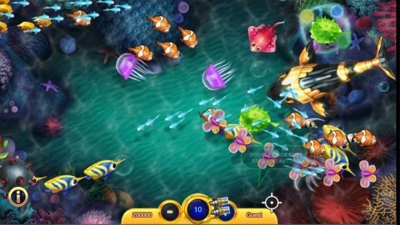 Các game bắn cá đổi thưởng trên M88