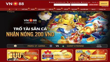 Cách Nạp SMS Game Thế Giới Bắn Cá 3D Trên VN88 Uy Tín