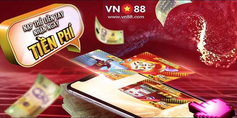 Lưu ý khi nạp thẻ tại VN88