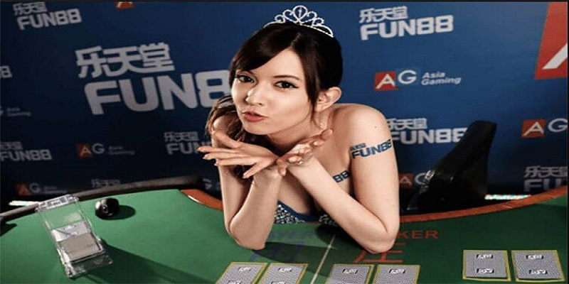 Chơi Poker với FUN88