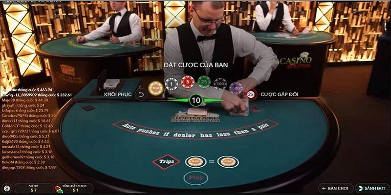 Nhà cái 188Bet - Casino online chơi Poker dễ ăn nhất