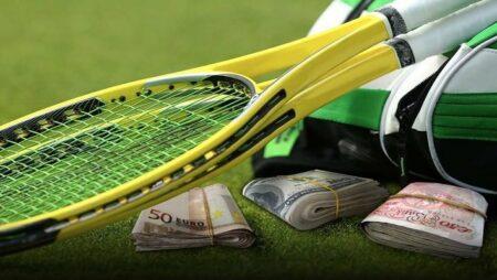 7 thủ thuật giúp bạn giành chiến thắng khi cá cược quần vợt tại 12BET