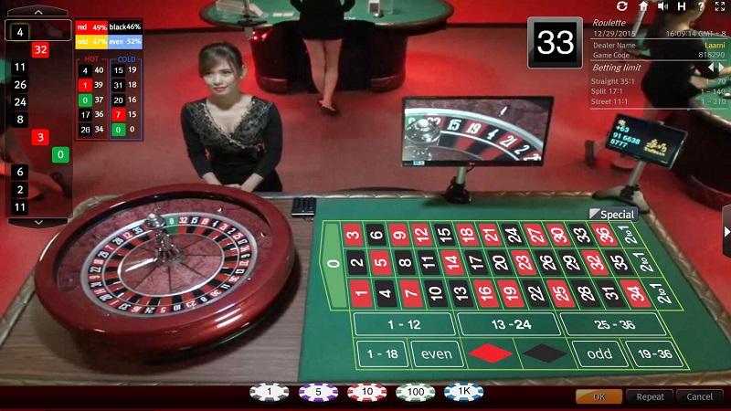 Vì sao trò chơi Roulette Pháp lại được ưa chuộng hơn Mỹ?