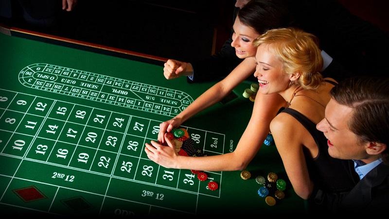 Các kiểu đặt cược trò chơi Roulette và mức thưởng