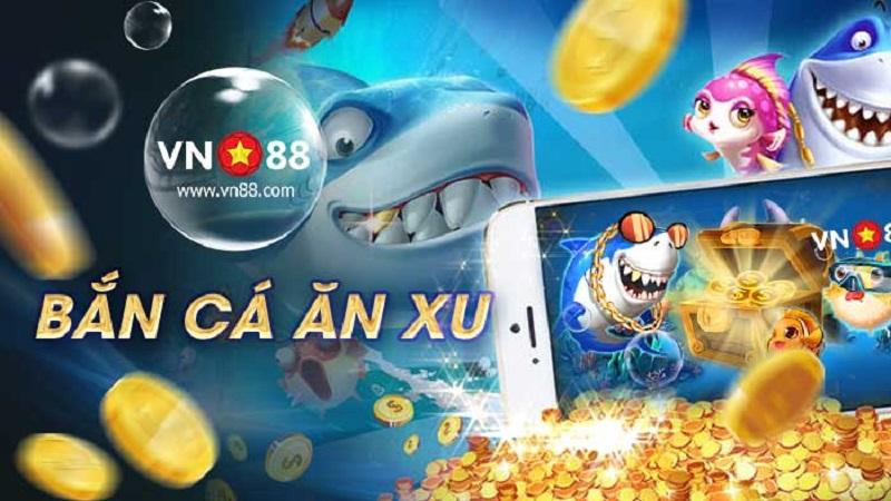 Game bắn cá kỳ lần VN88 có hỗ trợ tiếng Việt