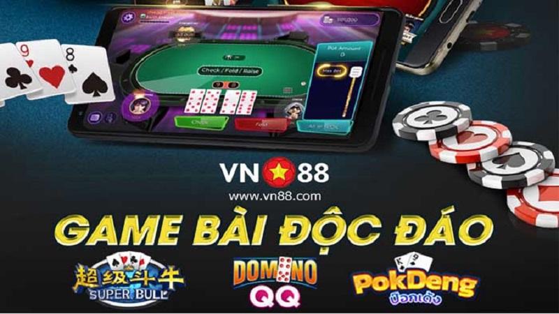 Hướng dẫn chơi Domino QQ trên VN88