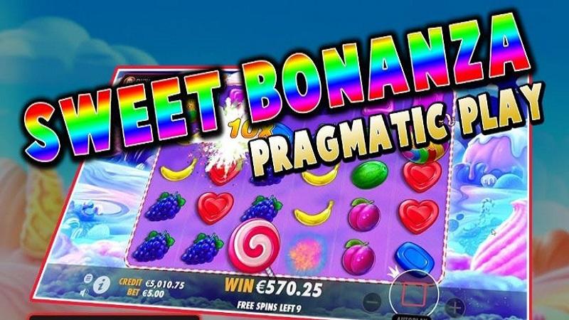Sweet Bonanza - Game slot được yêu thích nhất VN88