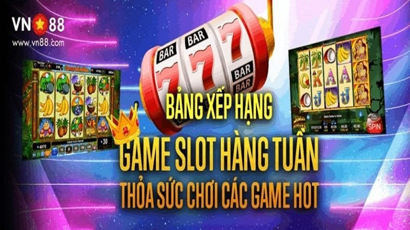 Bí kíp chơi Slot game tại nhà cái VN88
