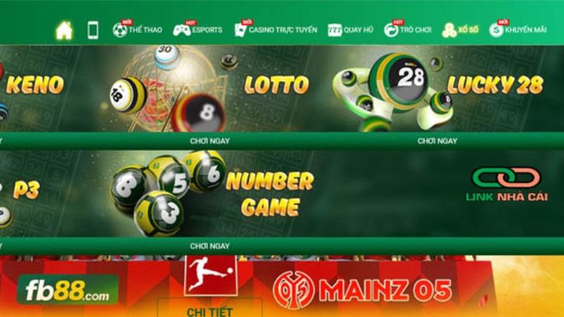 Hướng dẫn cách chơi Lucky 28 xổ số trực tuyến dễ ăn tại FB88