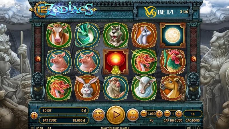 Một số lưu ý khi chơi Slot game tại V9BET