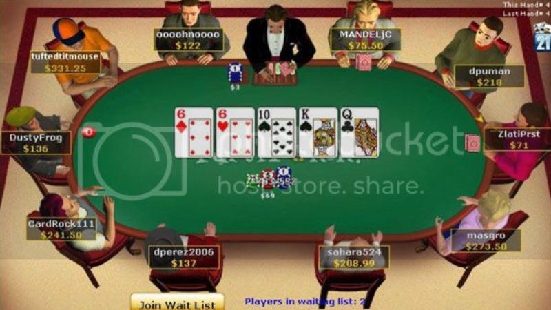 Giữ vững tâm lý tự tin khi chơi Poker tại casino online