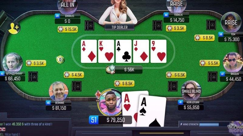 3 điều lưu ý khi chơi Poker tại casino online bạn cần biết