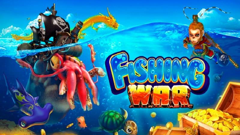 Đánh giá tựa game Fishing War tại nhà cái FUN88