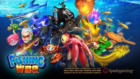 Fishing War là game gì? Cách chơi Fishing War trên FUN88