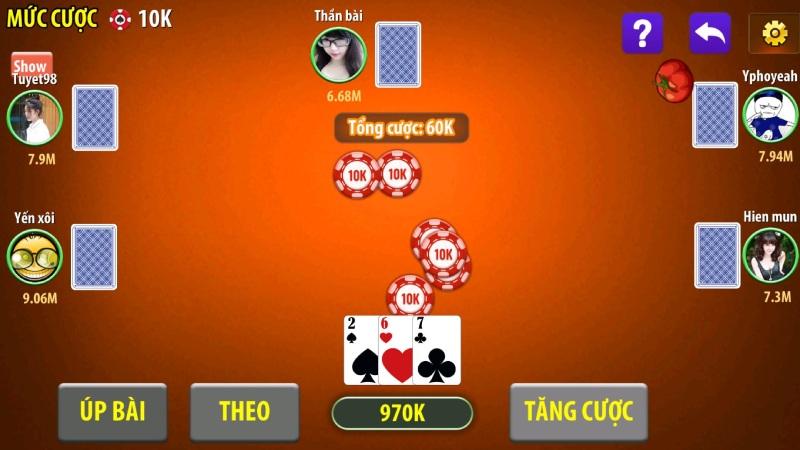Giới thiệu đôi nét về game Liêng online