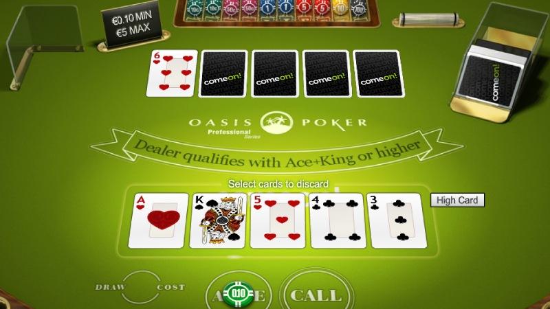 Tìm hiểu Caribbean Stud Poker là gì?