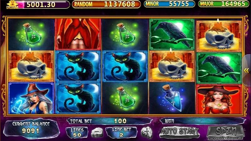Halloween Fortune II là game gì? Chi tiết cách chơi trên 12BET
