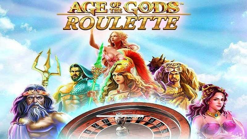 Age of the Gods Roulette là game gì? Cách chơi trên 12BET ra sao?