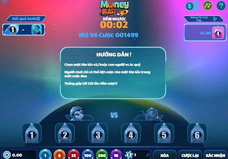 Bí quyết chơi game Money Blast trên W88 bách chiến bách thắng