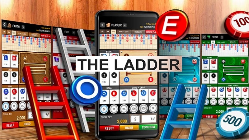 Chia sẻ cách chơi The Ladder trên VN88 của người có kinh nghiệm