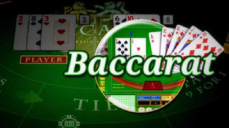 Game Baccarat phổ biến tại hầu hết các nhà cái