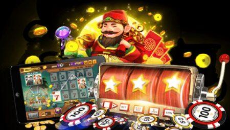 Cổng game AMB Slots có những game nổi bật nào?