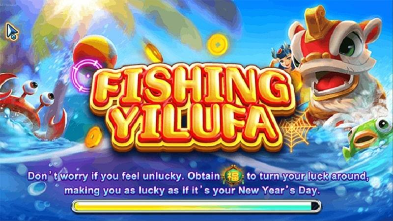 giao diện game bắn cá kỳ lân