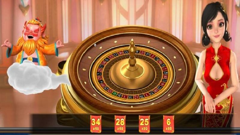 Chơi Fa Fa Roulette trên nhà cái Vn88