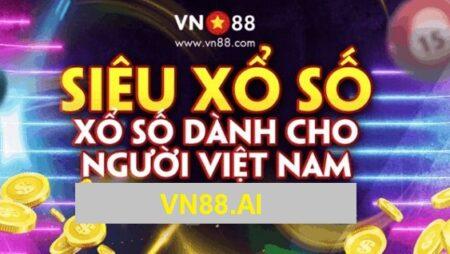 Hướng dẫn chơi siêu xổ số trên VN88 chi tiết, hiệu quả