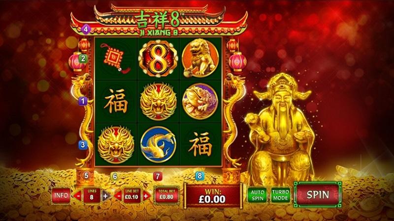 Cách chơi game Ji Xiang 8 trên 12BET cho người mới