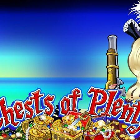 Cách chơi game Chests of Plenty tại nhà cái 12BET
