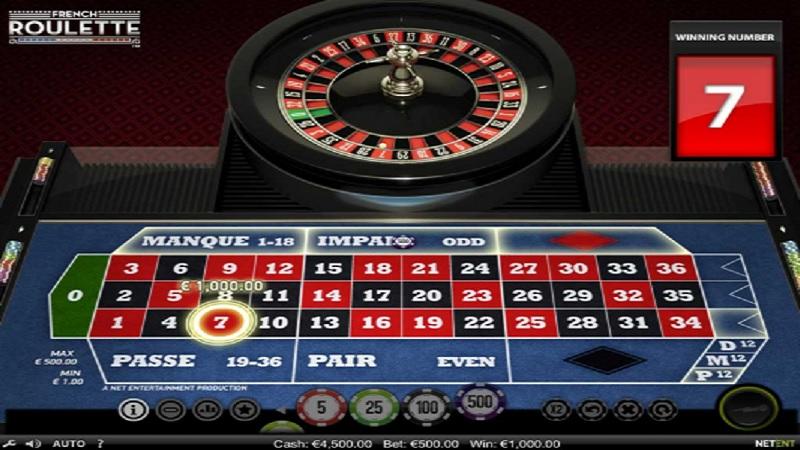 Vì sao French Roulette lại được ưa chuộng trên các casino online?