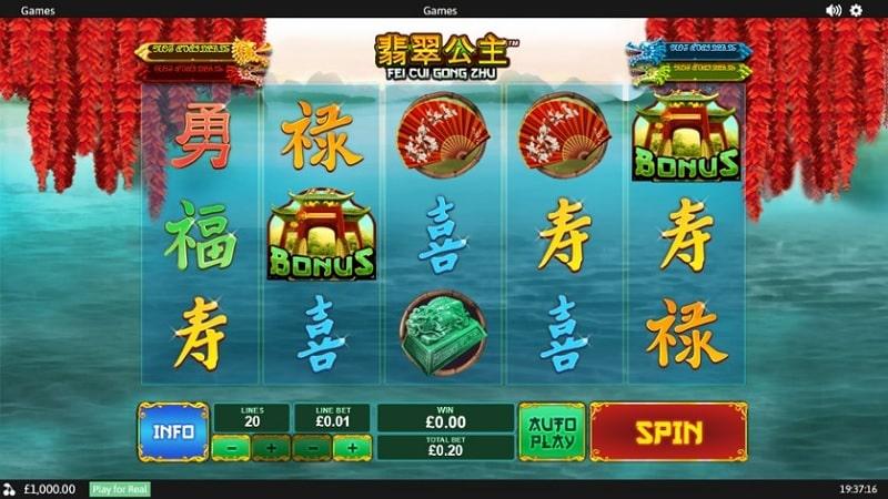 Tổng quan về game Fei Cui Gong Zhu
