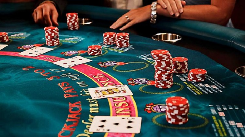 Blackjack và luật chơi cơ bản